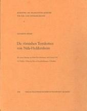 Die römischen Terrakotten von Nida-Heddernheim
