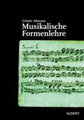 Musikalische Formenlehre