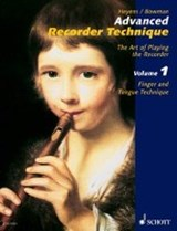Advanced Recorder Technique | Gudrun Heyens |