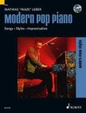 "Modern Pop Piano | Mathias ""maze"" Leber 