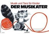 Der Musikater. Kinderheft Bd.