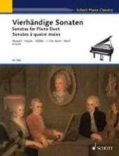 Vierhändige Sonaten