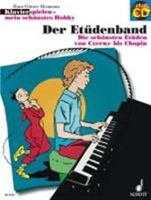 Klavierspielen - mein schönstes Hobby. Der Etüdenband