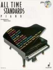 All Time Standards. Piano. Mit CD