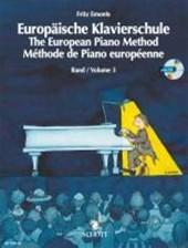 Europäische Klavierschule 3. Buch und CD