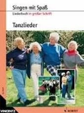 Tanzlieder. 10 Liederhefte und Handbuch