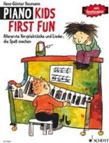 Piano Kids First Fun | Hans-Günter Heumann |