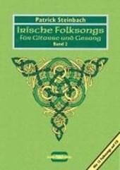 Irische Folksongs für Gitarre und Gesang 2. Mit CD