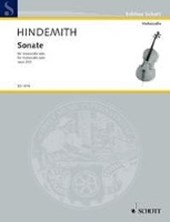 Sonate. op. 25/3. Violoncello.