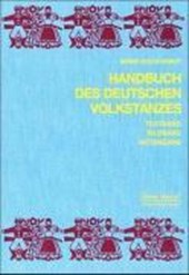 Handbuch des deutschen Volkstanzes