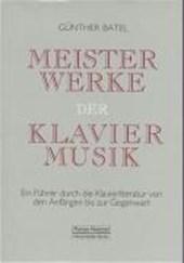 Meisterwerke der Klaviermusik