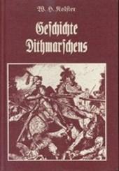 Geschichte Dithmarschens nach F.C. Dahlmanns Vorlesungen