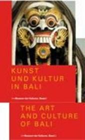 Kunst und Kultur in Bali. Englische Ausgabe