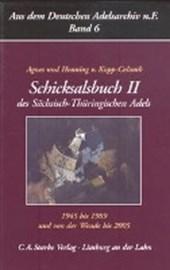Schicksalsbuch II des Sächsisch-Thüringischen Adels