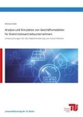 Analyse und Simulation von Geschäftsmodellen für Elektrizitätsvertriebsunternehmen