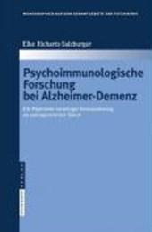Psychoimmunologische Forschung bei Alzheimer-Demenz