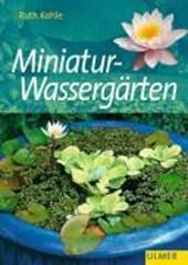 Miniatur-Wassergärten