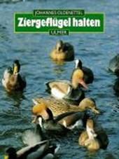 Ziergeflügel halten. Hühner- und Entenvögel