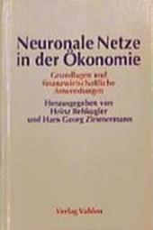 Neuronale Netze in der Ökonomie