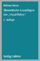 Theoretische Grundlagen der Fiscal Policy