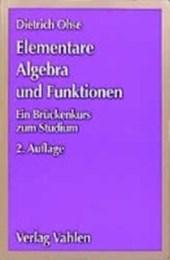 Elementare Algebra und Funktionen