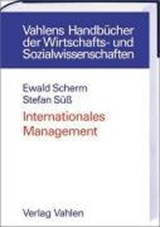 Internationales Management | Ewald Scherm |