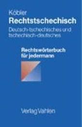 Rechtstschechisch