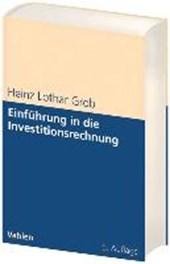 Einführung in die Investitionsrechnung
