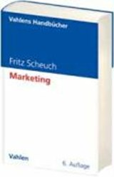 Marketing | Fritz Scheuch |