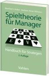 Spieltheorie für Manager