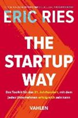 The Startup Way | Eric Ries |