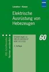 Elektrische Ausrüstung von Hebezeugen