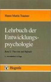 Lehrbuch der Entwicklungspsychologie II