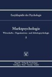 Enzyklopädie der Psychologie 5. Marktpsychologie