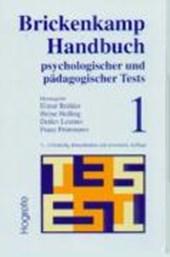 Handbuch psychologischer und pädagogischer Tests