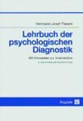 Lehrbuch der psychologischen Diagnostik