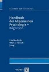 Handbuch der Allgemeinen Psychologie - Kognition