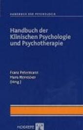 Handbuch der Klinischen Psychologie