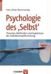 """Psychologie des """"Selbst"""""""