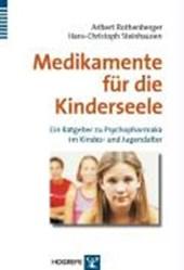 Medikamente für die Kinderseele