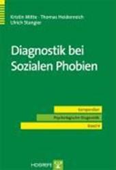 Diagnostik bei Sozialen Phobien