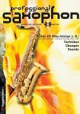 Professional Saxophon. Inkl. CD | Rainer Müller-Irion |