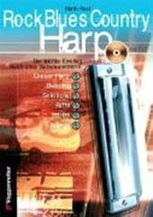 Rock Blues Country Harp. Mit CD