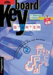 Keyboard-Starter II. Inkl. CD | Norbert Opgenoorth |