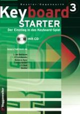 Keyboard-Starter III. Mit CD | Norbert Opgenoorth |
