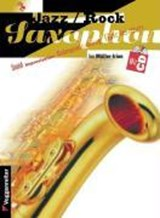 Jazz und Rock Saxophon Version E. Inkl. CD | Rainer Müller-Irion |