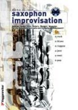 Saxophon Improvisation. Inkl. CD | Dirko Juchem |