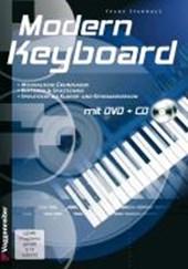 Modern Keyboard. Mit CD und DVD-Video