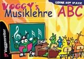 Voggy's Musiklehre ABC. Mit CD