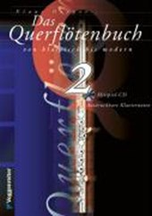 Das Querflötenbuch 2 - Mit CD